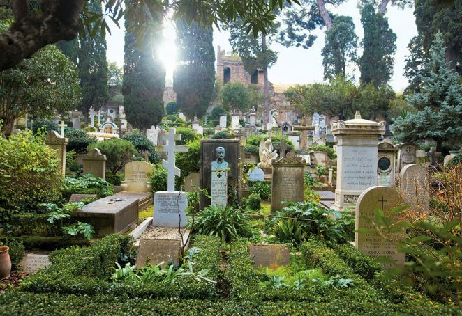 All Saints' Day and All Souls' Day in Rome