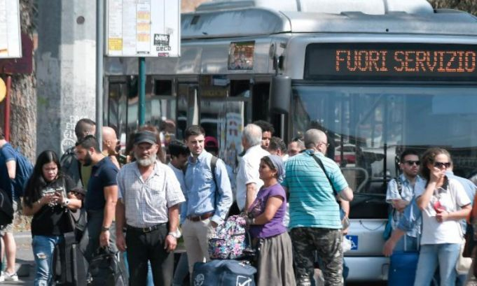 Rome braced for bus, metro and bin strike