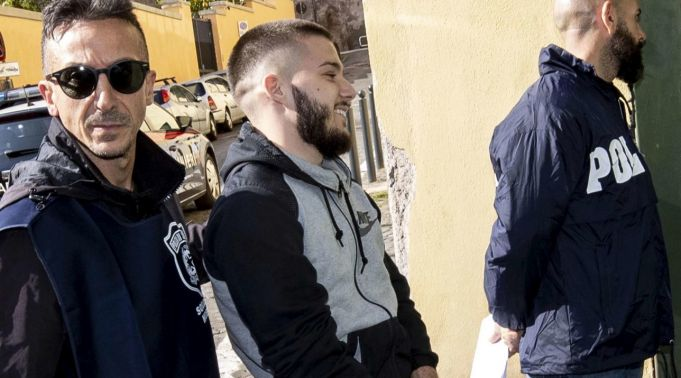 Sacchi murder in Rome: two suspects arrested