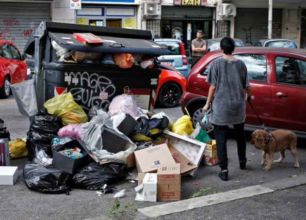 Rome trash agency will not be privatised says mayor