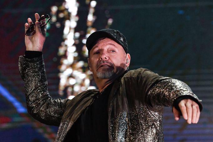 Vasco Rossi concert at Circus Maximus in Rome