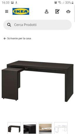 IKEA desk free