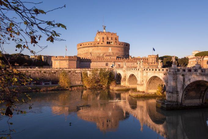 Visiting Castel Sant'Angelo, Rome's Castle