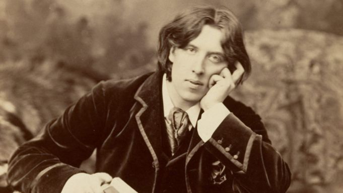 Oscar Wilde in Rome