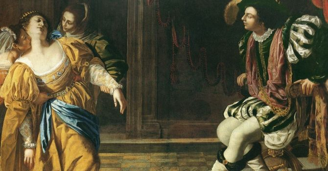 Artemisia Gentileschi: Tragedy and Triumph