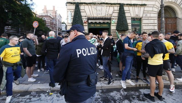 Another Celtic fan stabbed in Rome