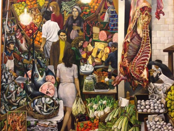 Guttuso paintings at Italy's Chamber of Deputies