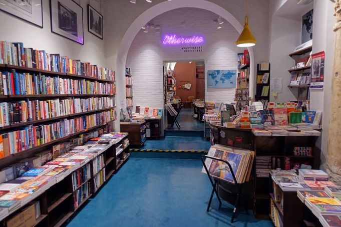 Thursday events at Rome's Otherwise Bookshop