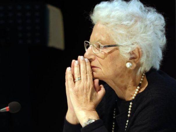 Rome mayor condemns threats against Holocaust survivor Liliana Segre