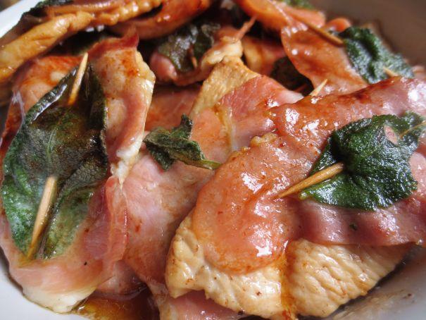 Rome recipe: Saltimbocca alla Romana