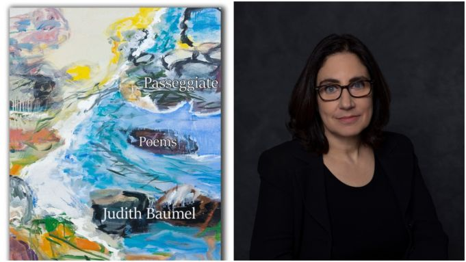 Rome reading by American poet Judith Baumel