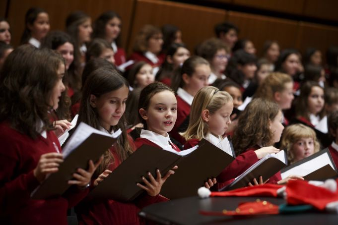 S. Cecilia Christmas Concerts in Rome