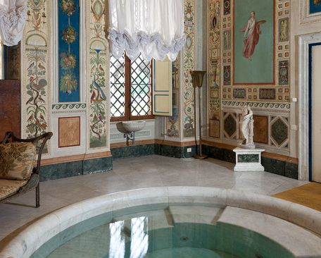 Rome: Doria Pamphilj Palace opens Ninfeo di Diana