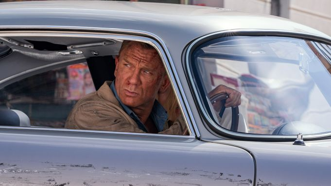 James Bond in Matera: No Time to Die