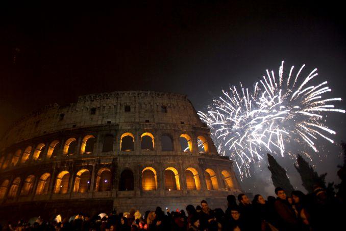 New Year's Eve in Rome: Festa di Roma 2020