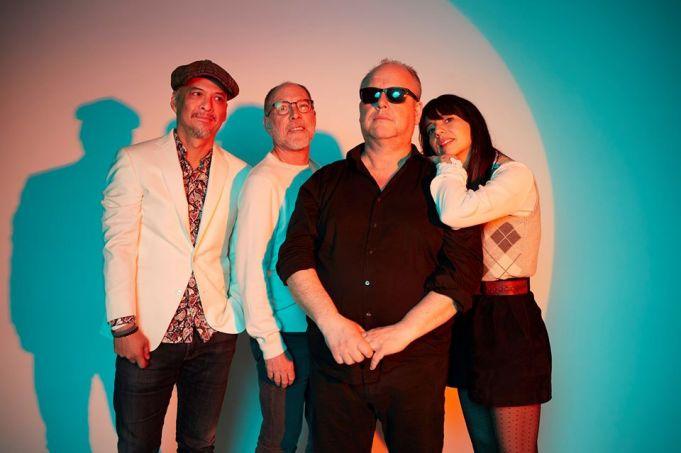 Pixies concert in Rome