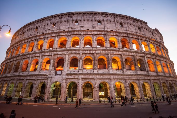 TripAdvisor: Rome's Colosseum is world's most popular tourist attraction
