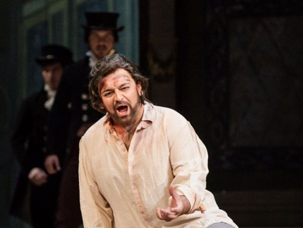 Tosca by Puccini at Rome Opera House