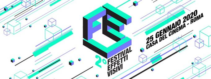 Visual Effects Festival in Rome
