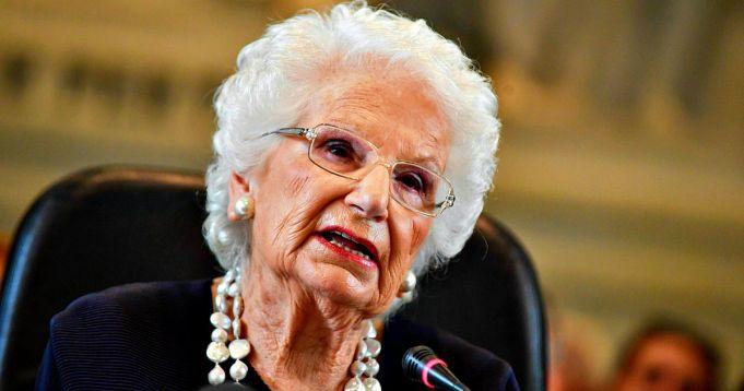 Rome honorary citizenship for Holocaust survivor Liliana Segre