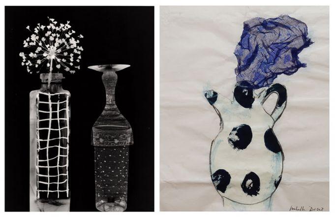 Rome exhibition: Isabella Ducrot & Claire de Virieu