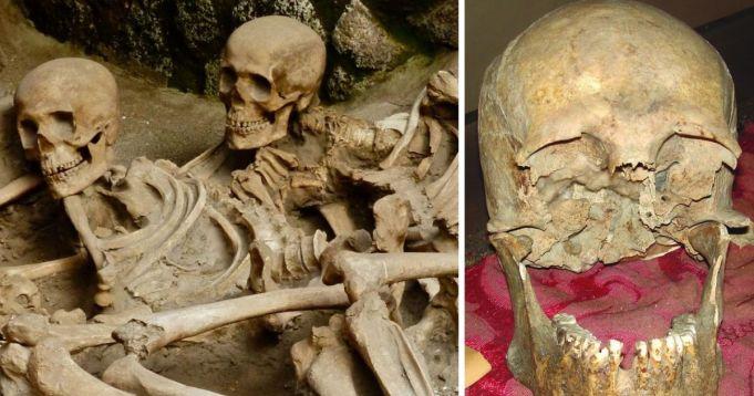 Rome skull belongs to Pliny the Elder