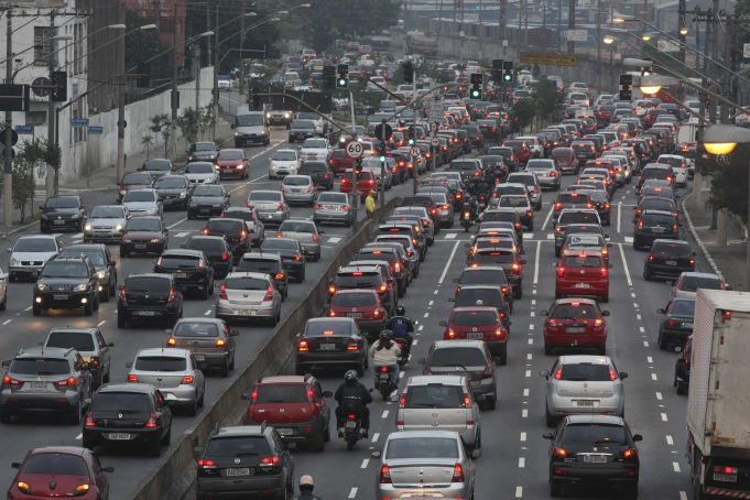Rome second worst city for hours lost in traffic
