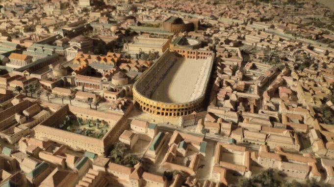 Rome: Piazza Navona's underground stadium