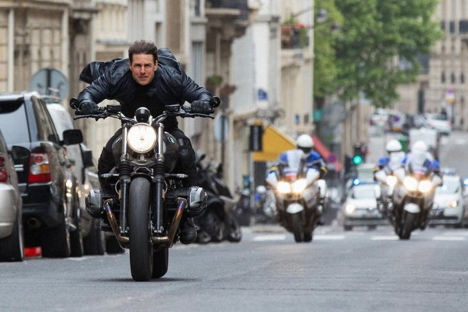 Tom Cruise to film movie in Rome
