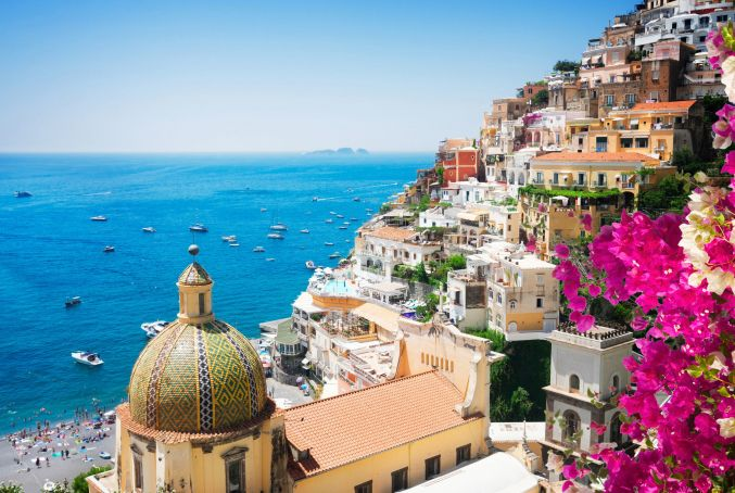 13 Most Beautiful Places on the Amalfi Coast