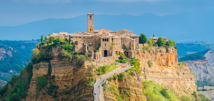 Civita di Bagnoregio: Lazio town that refuses to die