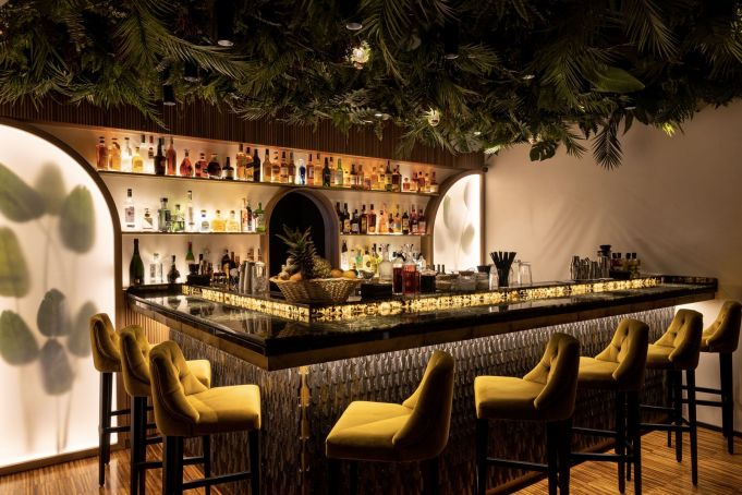 Reserva, the South American restaurant in Rome