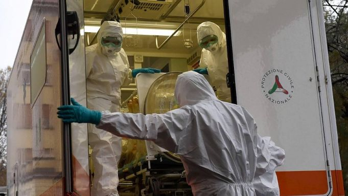 Rome: Coronavirus case in Fiumicino