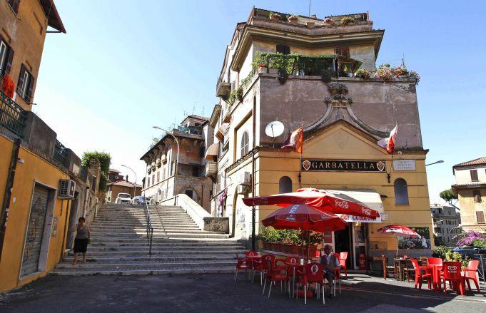 Rome's Garbatella celebrates 100 years in 2020