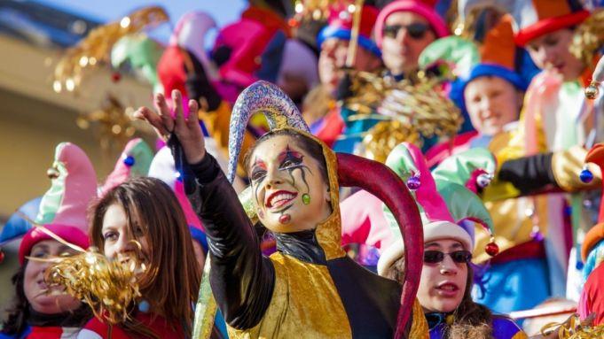 Rome celebrates Carnevale 2020
