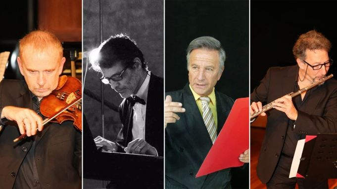 Rome's Vitala Festival: concert and exhibition