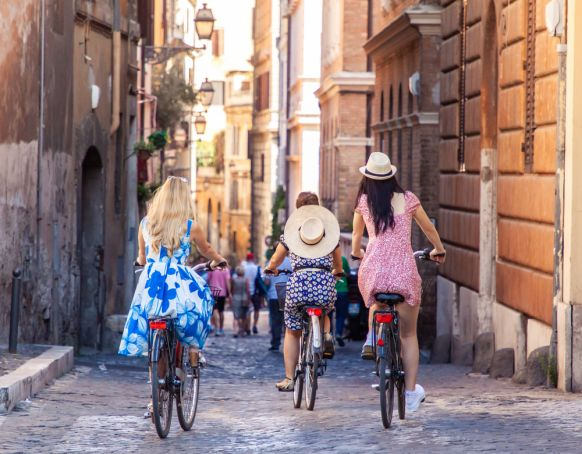 Traffic-free Sunday in Rome on 1 March