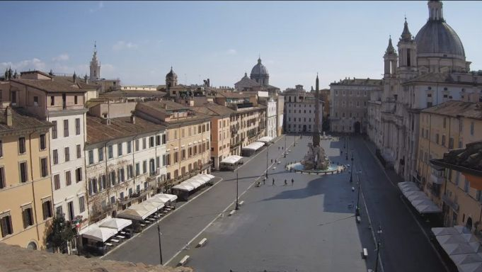 Are you wondering what Rome looks like today?