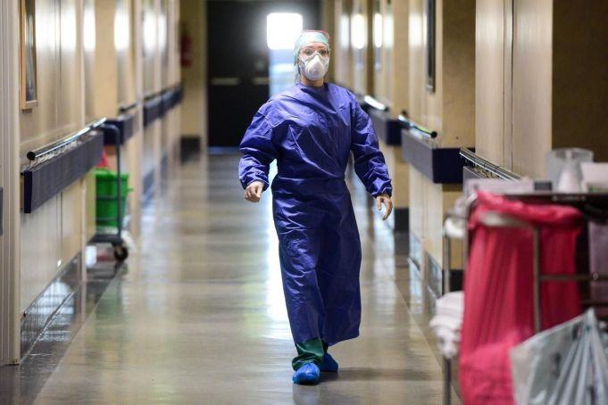 Almost 8,000 doctors volunteer for Italy's Coronavirus task force