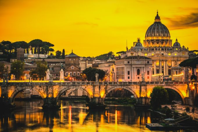 Rome: trapped in the world's most beautiful city