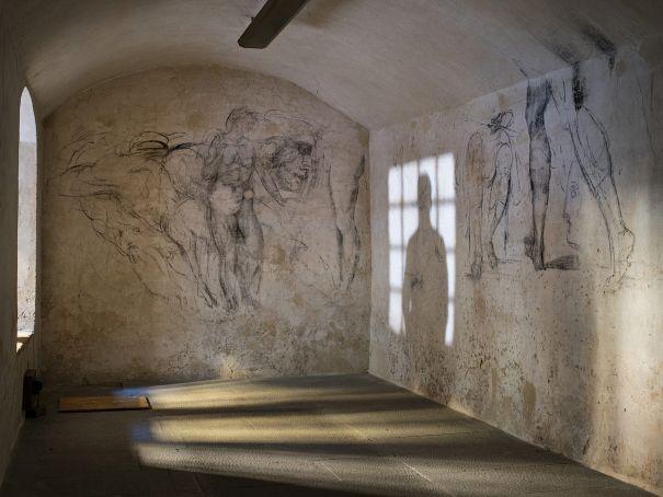 Florence to open Michelangelo's Secret Room
