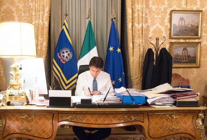 Conte warns of Italy's 'riskiest weeks' in Coronavirus battle
