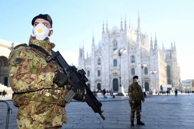 Coronavirus: Italy to go into total shutdown