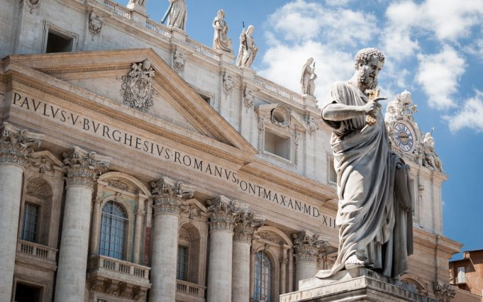 Vatican: priest at pope's residence tests positive for Coronavirus
