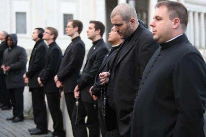 Rome seminaries send student priests home