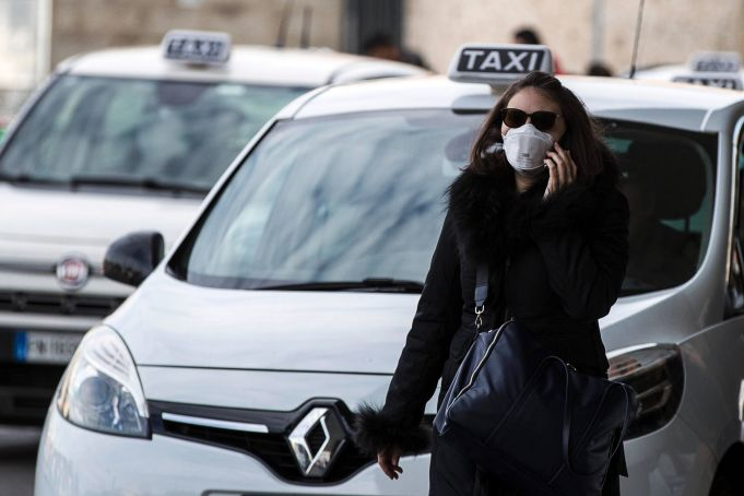 Two per taxi: Italy's new transport rules