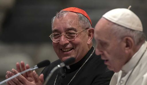 Vatican: Rome cardinal tests positive for Covid-19