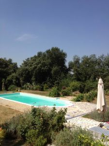 2-Bedroom Country House with condominium pool