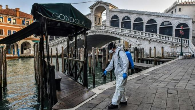 Coronavirus in Italy: drop in new coronavirus cases in Italy over the last 24 hours