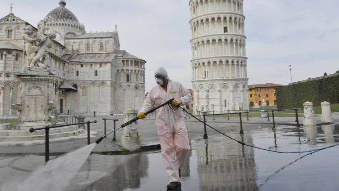 Coronavirus in Italy: 766 dead today due to the virus